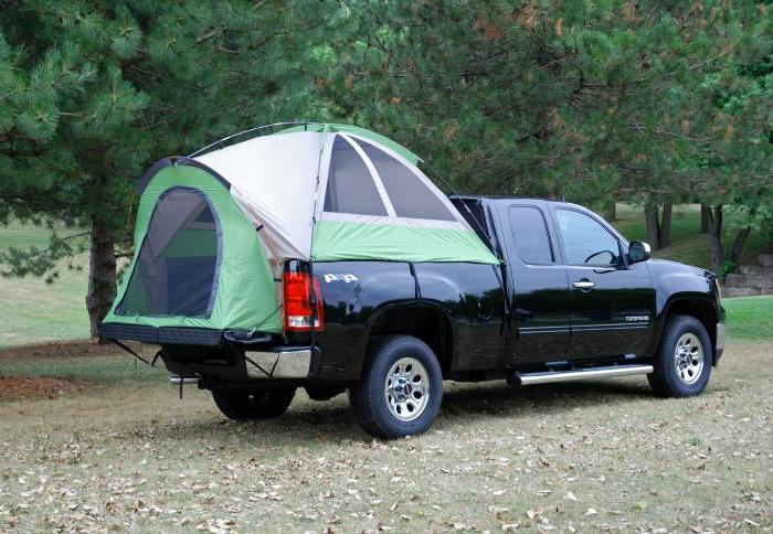 A. Truck tent & All you need to know about truck tents : Buyeru0027s guide reviews ...