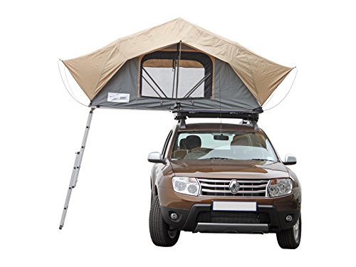 1.1 Feather-Lite Roof Top Tent Car Top Camping
