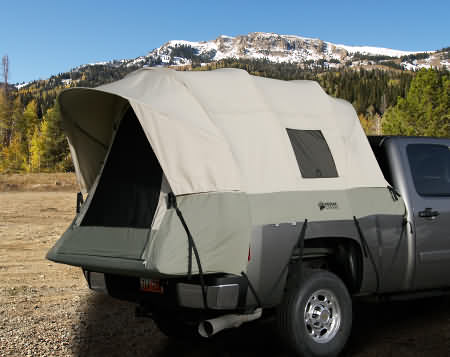 1.3 Kodiak Canvas Long Truck Bed Full-size Tent