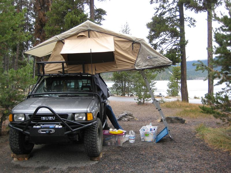 2.Why get a truck tent