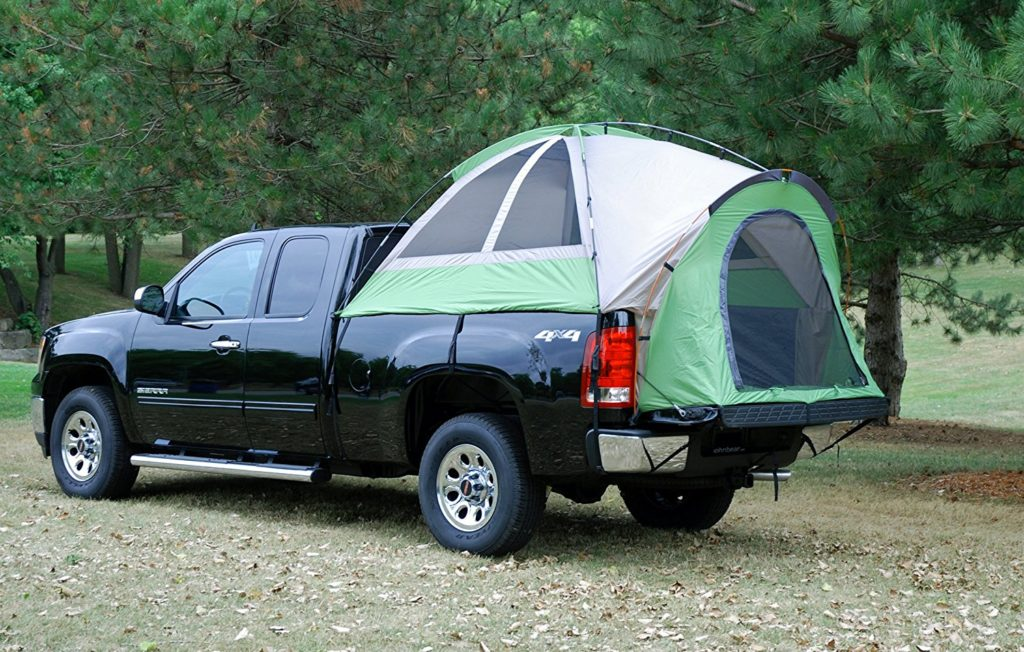top 3 camping truck tents comparison and reviews 2018. Black Bedroom Furniture Sets. Home Design Ideas